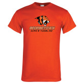 Orange T Shirt-Acro and Tumbling