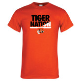 Orange T Shirt-Tiger Nation