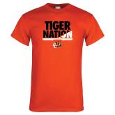 Orange T Shirt-Tiger Nation