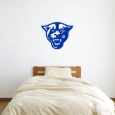 3 ft x 3 ft Fan WallSkinz-Panther Head