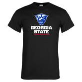 Black T Shirt-Official Logo