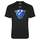 Under Armour Black Tech Tee-Panther Head