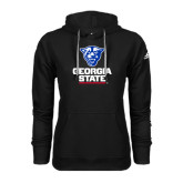 Adidas Climawarm Black Team Issue Hoodie-Official Logo