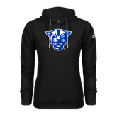 Adidas Climawarm Black Team Issue Hoodie-Panther Head
