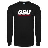 Black Long Sleeve TShirt-GSU