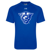 Under Armour Royal Tech Tee-Panther Head