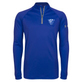 Under Armour Royal Tech 1/4 Zip Performance Shirt-Panther Head