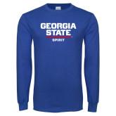 Royal Long Sleeve T Shirt-Spirit