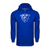 Under Armour Royal Performance Sweats Team Hoodie-Panther Head