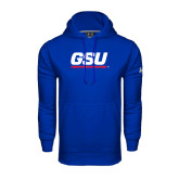 Under Armour Royal Performance Sweats Team Hoodie-GSU