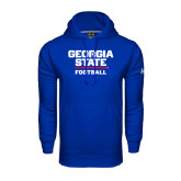 Under Armour Royal Performance Sweats Team Hoodie-Football