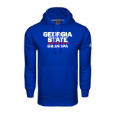 Under Armour Royal Performance Sweats Team Hoodie-Grandpa