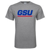 Grey T Shirt-GSU