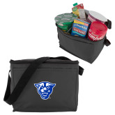 Six Pack Grey Cooler-Panther Head