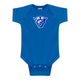 Royal Infant Onesie-Panther Head
