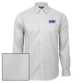 Red House White Diamond Dobby Long Sleeve Shirt-GSU