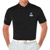Callaway Opti Vent Black Polo-Official Logo