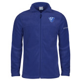 Columbia Full Zip Royal Fleece Jacket-Panther Head