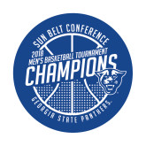 Small Magnet-Sun Belt Mens Basketball Champions