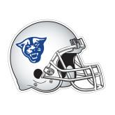 Football Helmet Magnet-Panther Head