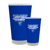 Full Color Glass 17oz-2018 Tournament Champions