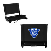 Stadium Chair Black-Panther Head