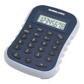 Blue Large Calculator-Georgia State