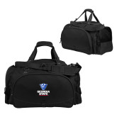 Challenger Team Black Sport Bag-Official Logo