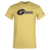 Champion Vegas Gold T Shirt-Geneva