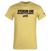Champion Vegas Gold T Shirt-Storm On