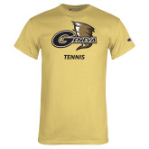 Champion Vegas Gold T Shirt-Tennis
