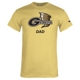 Champion Vegas Gold T Shirt-Dad