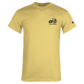 Champion Vegas Gold T Shirt-Primary Mark