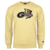 Champion Vegas Gold Fleece Crew-Geneva Tornado