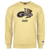 Champion Vegas Gold Fleece Crew-Dad