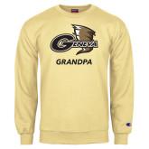 Champion Vegas Gold Fleece Crew-Grandpa