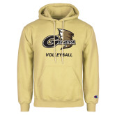 Champion Vegas Gold Fleece Hoodie-Volleyball