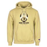 Champion Vegas Gold Fleece Hoodie-Geneva College Football Tall