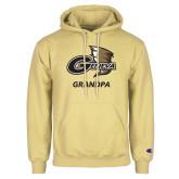 Champion Vegas Gold Fleece Hoodie-Grandpa