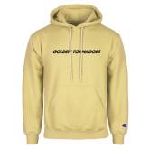 Champion Vegas Gold Fleece Hoodie-Golden Tornadoes