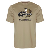 Performance Vegas Gold Tee-Volleyball