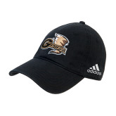 Adidas Black Slouch Unstructured Low Profile Hat-Geneva Tornado