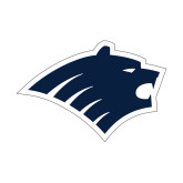 Small Decal-Bear Head, 6 in. wide