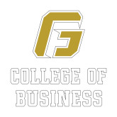 Small Decal-College of Business, 6 in. tall
