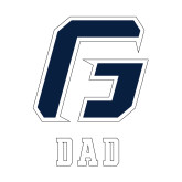Dad Decal-Dad, 6 in. tall