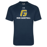 Under Armour Navy Tech Tee-Basketball-Men's
