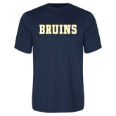 Syntrel Performance Navy Tee-Bruins