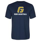 Syntrel Performance Navy Tee-Basketball-Men's