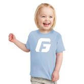 Toddler Light Blue T Shirt-G