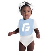 Light Blue Baby Bib-G